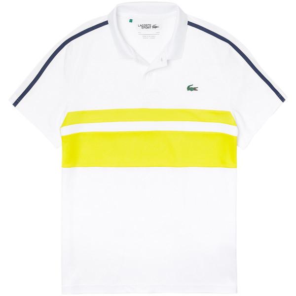Polo marškinėliai vyrams Lacoste Polo M - white