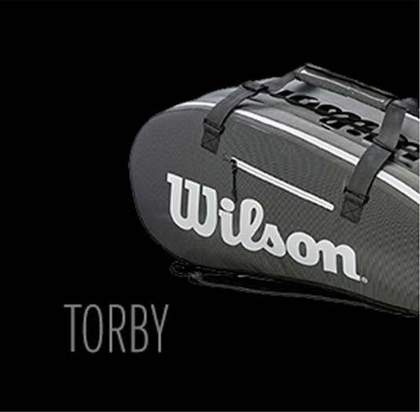 Torby tenisowe Wilson