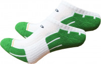 Head Performance Sneaker - 2 pary/green combo