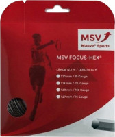 MSV Focus Hex (12 m) - black