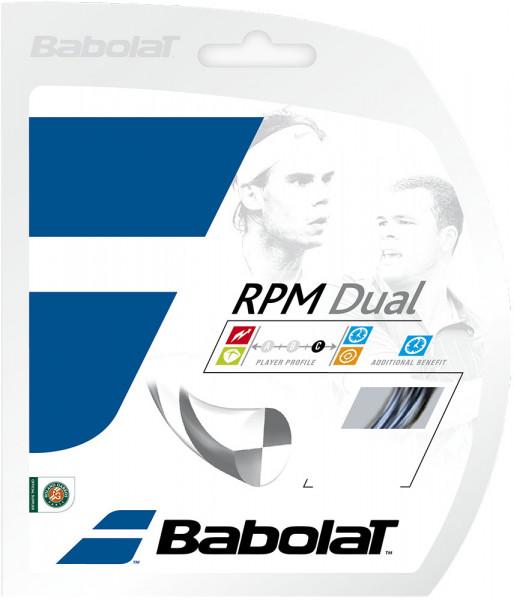 Tenisa stīgas Babolat RPM Dual (12 m)