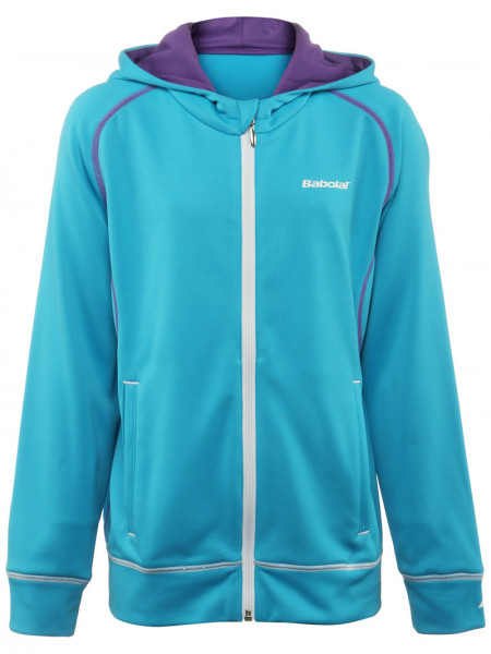 Babolat Sweat Match Performance Girl - turquoise