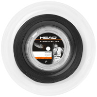 Head Synthetic Gut PPS (200 m) - black