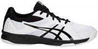 Męskie buty do squasha Asics UpCourt 3 - white/black