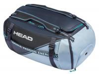 Torba tenisowa Head Blue Duffle Bag - dark blue/grey