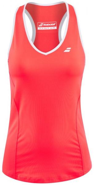 Damski top tenisowy Asics Club Tank Top grapefruit