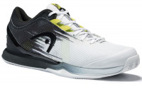 Muške tenisice Head Sprint Pro 3.0 Clay Men - white/raven