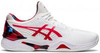 Muške tenisice Asics Court FF Novak Clay L.E. - white/classic red