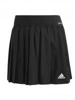 Teniso sijonas moterims Adidas Club Pleated Skirt - black/white