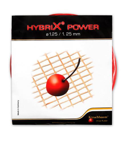 Tennisekeeled Kirschbaum Hybrix Power (12 m)