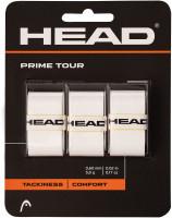 Owijki tenisowe Head Prime Tour 3P - white