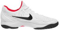 Nike Air Zoom Cage 3 HC - white/black/bright crimson