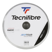 Tecnifibre Razor Code (200 m) New Box - carbon
