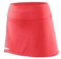Teniso sijonas moterims Wilson Team II 12.5 Skirt W - fiery coral