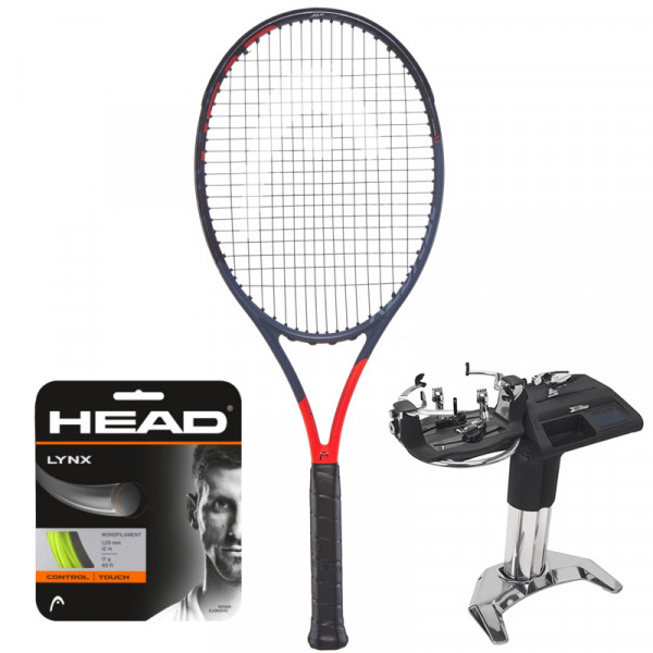 Rakieta tenisowa Head Graphene 360 Radical MP LITE + naciąg + usługa serwisowa