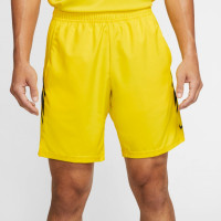 Nike Court Dry 9in Short - opti yellow/off noir/off noir