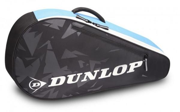 Tennis Bag Dunlop Tour 2.0 3 Pack - black/blue