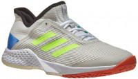 Teniso batai vyrams Adidas Adizero Club - orbit grey/signal green/glory blue