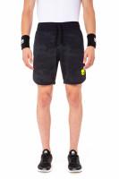 Męskie spodenki tenisowe Hydrogen Tech Camo Shorts - camo grey/black