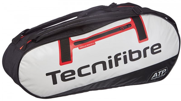 Tecnifibre Pro Endurance 6R ATP - white
