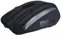 Torba tenisowa Wilson Federer DNA 12 Pk Bag - black