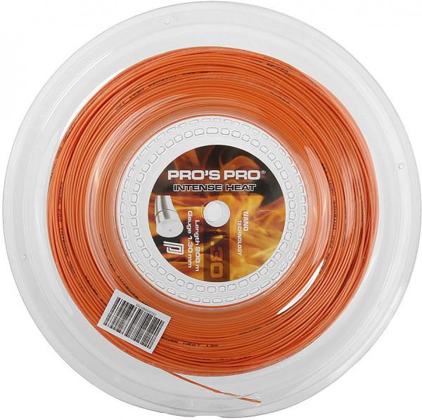 Tenisa stīgas Pro's Pro Intense Heat (200 m) - orange