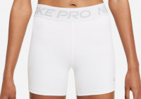 Teniso šortai moterims Nike Pro 365 Short 5in W - white/lt smoke grey