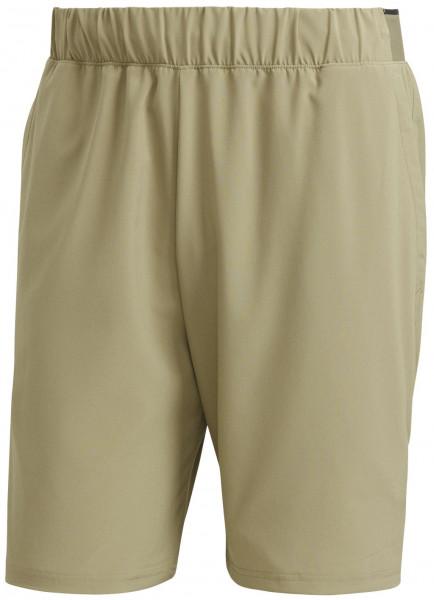 Meeste tennisešortsid Adidas Club Stretch Woven Tennis Shorts 9 M - orbit green/black