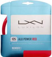 Luxilon Big Banger Alu Power 125 (12,2 m) L.E. - red
