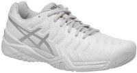 Męskie buty tenisowe Asics Gel-Resolution 7 - white/silver