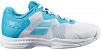 Damskie buty tenisowe Babolat SFX3 All Court Women - scuba blue