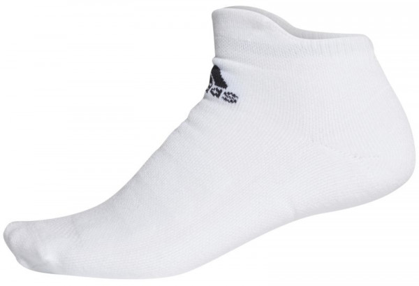 Skarpety tenisowe Adidas Alphaskin Ankle Maximum Cushioning Socks - 1 para/white