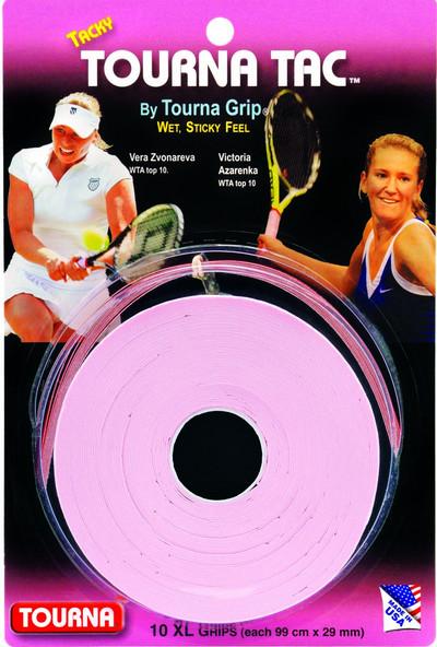 Owijki tenisowe Tourna Tac (10 szt.) - pink
