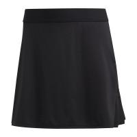 Damska spódniczka tenisowa Adidas Club Long Skirt - black/matte silver/black