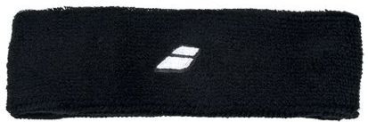 Babolat Cotton Headband - black/white