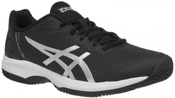 Męskie buty tenisowe Asics Gel-Court Speed Clay - black/silver/white