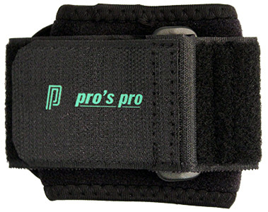 Opaska na nadgarstek Pro's Pro Ion Wrist Support - black/green