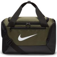 Tennisekott Nike Brasilia XS Duffel - cargo khaki/black/white