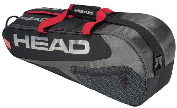 Head Elite 6R Combi - black/red