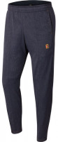 Męskie spodnie tenisowe Nike Court Pant PS NT - obsidian/wheat