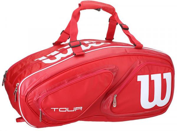 Wilson Tour V 15 Pk - red