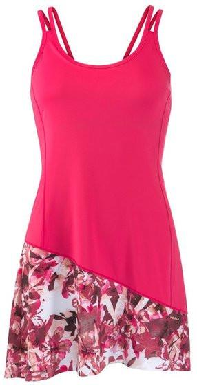 Kleitas meitenēm Head Vision Graphic G Dress - magenta