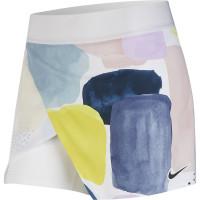 Damska spódniczka tenisowa Nike Court Wrap Skirt Melbourne NT W - white/black