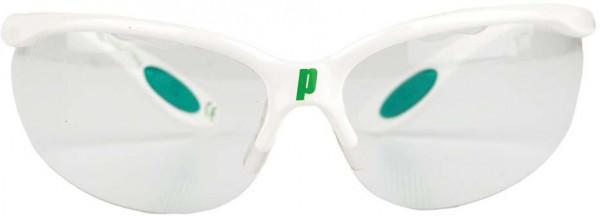 Okulary do squasha Prince Pro Lite - white