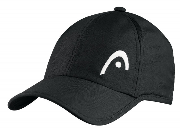 Czapka tenisowa Head Pro Player Cap - black