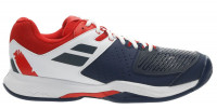 Męskie buty tenisowe Babolat Pulsion All Court Men - estate blue/white