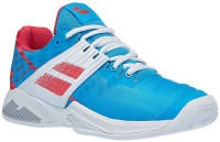 Babolat Propulse Fury Clay Women - sky blue/pink