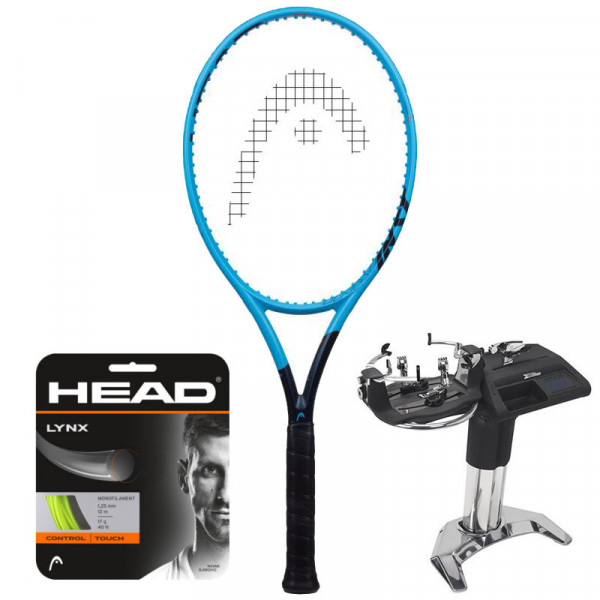 Rakieta tenisowa Head Graphene 360 Instinct MP + naciąg + usługa serwisowa