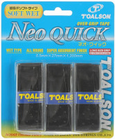 Toalson Neo Quick 3P - black