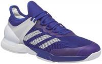 Męskie buty tenisowe Adidas Adizero Ubersonic 2 - mystery ink/ftwr white/energy ink